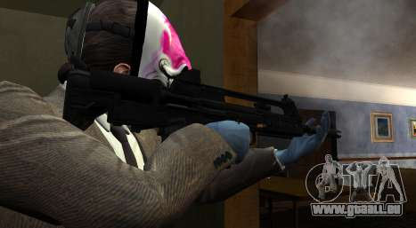 VHS 2 PayDay 2 pour GTA San Andreas