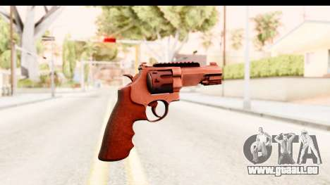 R8 Revolver pour GTA San Andreas troisième écran
