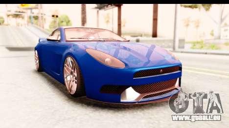 GTA 5 Ocelot Lynx für GTA San Andreas