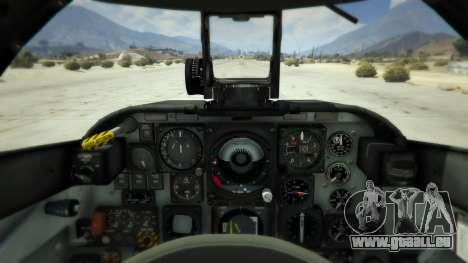 AT-26 Impala Xavante ARG pour GTA 5