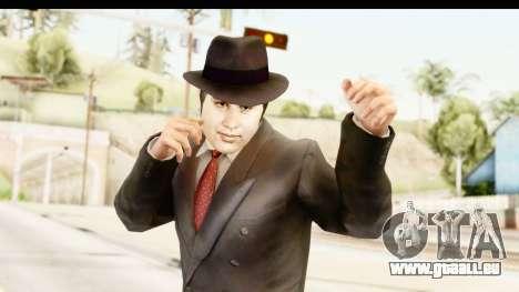 Al Capone pour GTA San Andreas