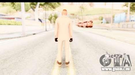 Skin Random 3 from GTA 5 Online pour GTA San Andreas deuxième écran