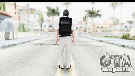 Kane and Lynch 2 - Bandit in Mask v1 pour GTA San Andreas troisième écran