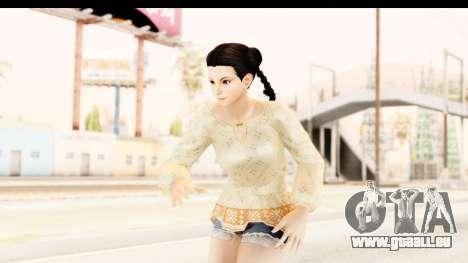 DoA 5 - Pai Chan Casual pour GTA San Andreas