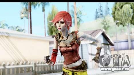 Borderland - Lilith für GTA San Andreas