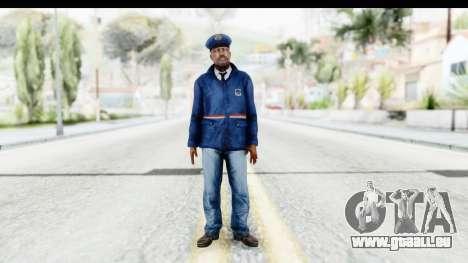 Silent Hill Downpour - Postman pour GTA San Andreas deuxième écran