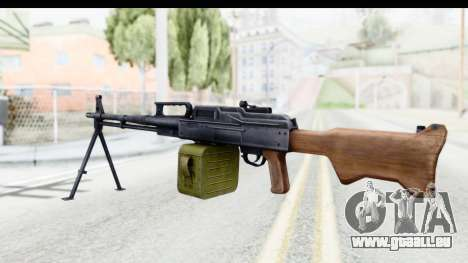 PKM pour GTA San Andreas troisième écran