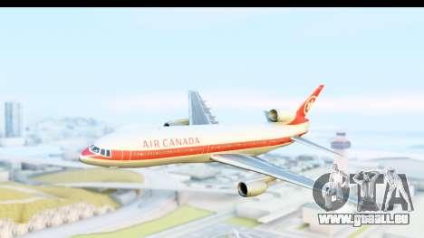 Lockheed L-1011-100 TriStar Air Canada pour GTA San Andreas