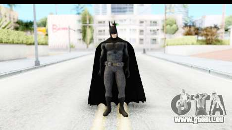 Batman vs. Superman - Batman v2 für GTA San Andreas zweiten Screenshot