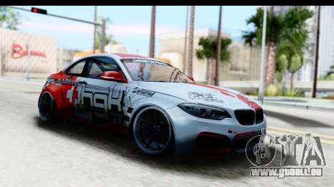 BMW M235i HGK für GTA San Andreas