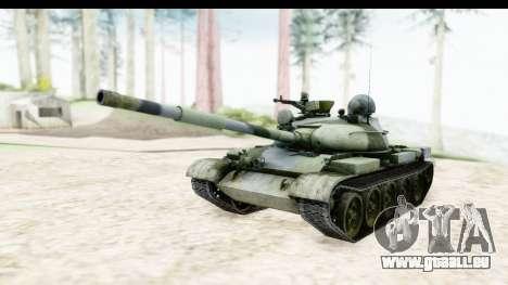 T-62 Wood Camo v2 pour GTA San Andreas