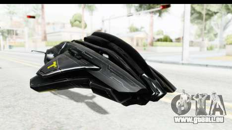 Spectre Hoverbike für GTA San Andreas