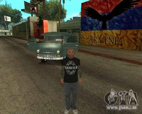 Eraz 762 Armenian für GTA San Andreas Seitenansicht