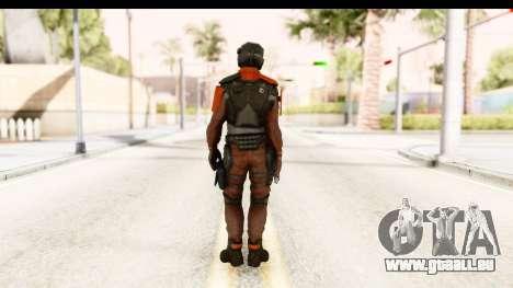 Homefront The Revolution - KPA v5 Red für GTA San Andreas dritten Screenshot