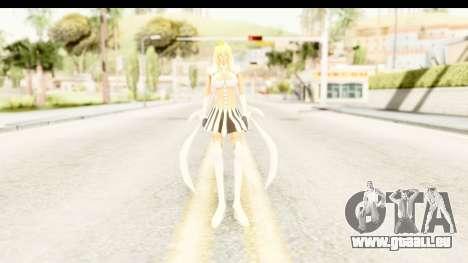 Bleach - Halibel B pour GTA San Andreas deuxième écran