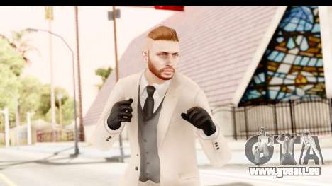 Skin Random 3 from GTA 5 Online pour GTA San Andreas troisième écran