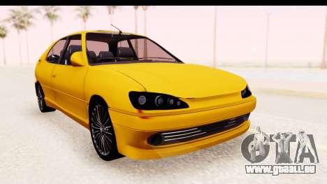 Peugeot 306 GTI pour GTA San Andreas
