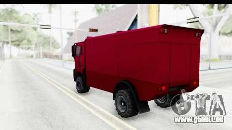 GTA 5 MTL Dune 3D Shadow IVF für GTA San Andreas linke Ansicht