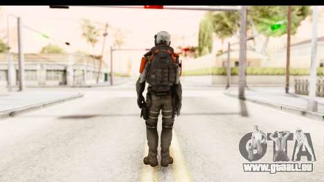 Homefront The Revolution - KPA v2 Original für GTA San Andreas dritten Screenshot