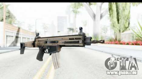 CZ-805 pour GTA San Andreas