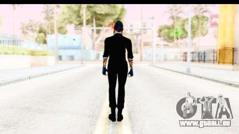 Payday 2 - Sydney pour GTA San Andreas troisième écran