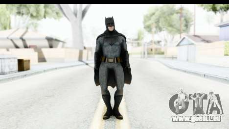 Injustice God Among Us - Batman BVS pour GTA San Andreas deuxième écran