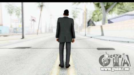 Messi Formal v2 für GTA San Andreas dritten Screenshot
