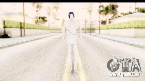 Bleach - Uryu für GTA San Andreas zweiten Screenshot