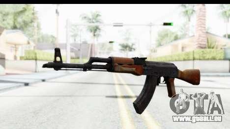 AKM 7.62 pour GTA San Andreas