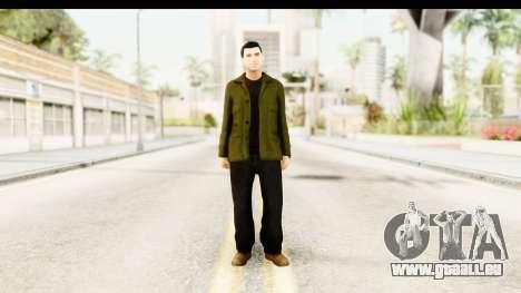 Mafia 3 - Lincoln Clay pour GTA San Andreas deuxième écran