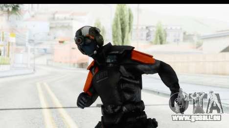 Homefront The Revolution - KPA v5 Black für GTA San Andreas