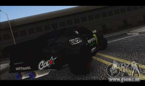 Toyota GT-86 RocketKroll LSA pour GTA San Andreas sur la vue arrière gauche