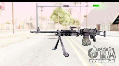 M240 FSK No Scope Bipod für GTA San Andreas