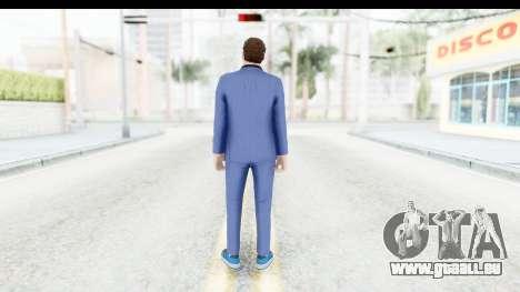 GTA 5 Online Skin Random pour GTA San Andreas troisième écran