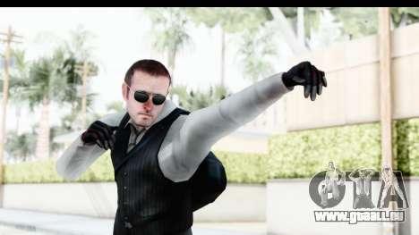 CS:GO The Professional v2 pour GTA San Andreas