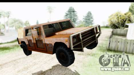 Rusted Patriot für GTA San Andreas
