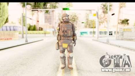 Monarch Shotgun für GTA San Andreas zweiten Screenshot