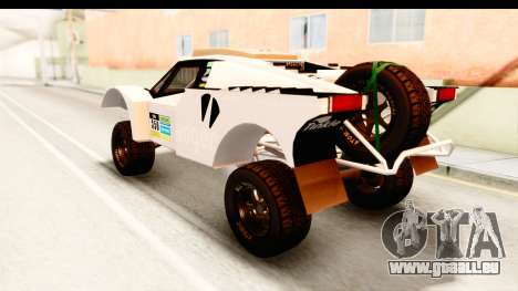 GTA 5 Desert Raid IVF für GTA San Andreas Innen