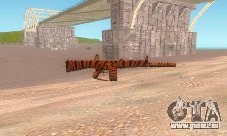 AA-12 für GTA San Andreas dritten Screenshot
