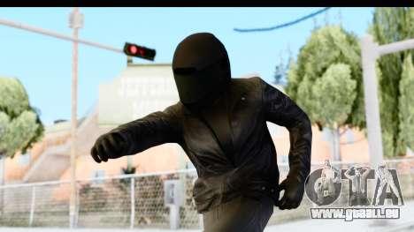 GTA 5 Heists DLC Male Skin 2 pour GTA San Andreas