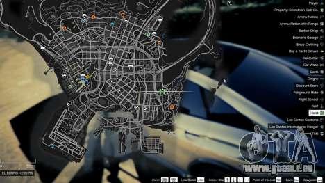 GTA 5 Story Mode Heists [.NET] 1.2.3 deuxième capture d'écran