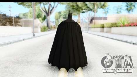 Batman vs. Superman - Batman v2 für GTA San Andreas dritten Screenshot