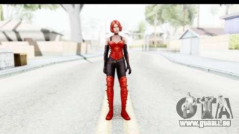 Marvel Future Fight - Sin pour GTA San Andreas deuxième écran