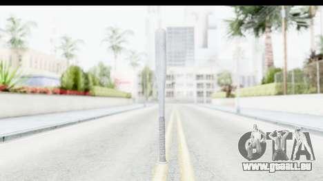 GTA 5 Baseball Bat für GTA San Andreas dritten Screenshot