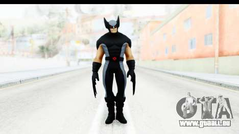 Marvel Heroes - Wolverine Xforce pour GTA San Andreas deuxième écran
