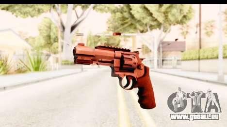 R8 Revolver pour GTA San Andreas deuxième écran