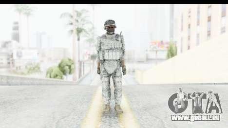 Global Warfare USA für GTA San Andreas zweiten Screenshot