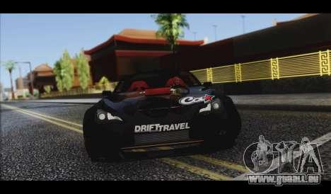 Toyota GT-86 RocketKroll LSA für GTA San Andreas