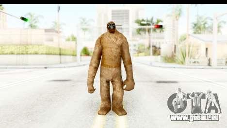 Pie Grande v1 pour GTA San Andreas deuxième écran