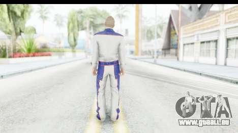 GTA 5 DLC Cunning Stuns Male Skin für GTA San Andreas dritten Screenshot